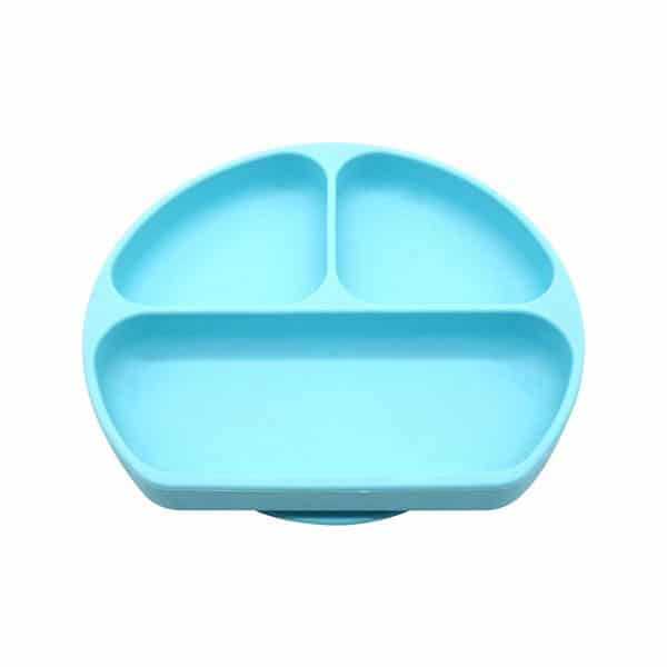 Silicone food tray