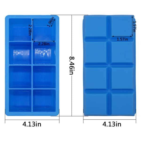 square silicone mold