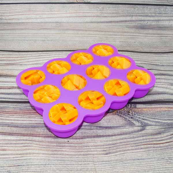 silicone feeding mold