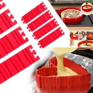 Bake Snake Cake Model