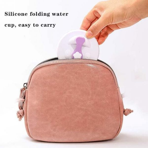 Portable Silicone Cups