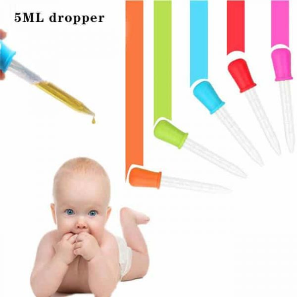 Silicone Liquid Dropper