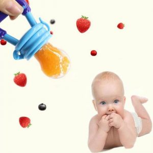 Silicone Pacifier Feeder