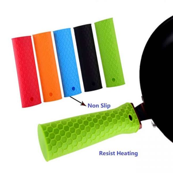 Silicone Hot Handle Holder