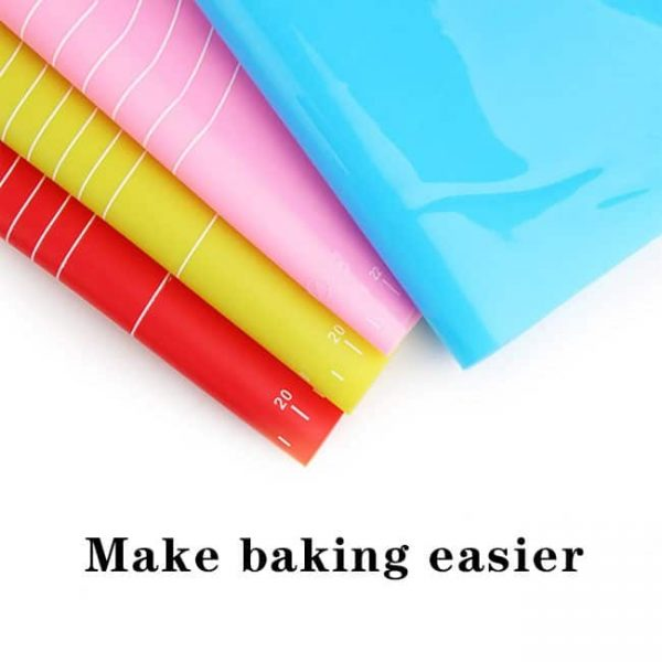 easy baking silicone mat