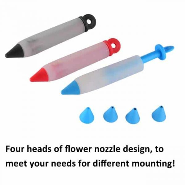 Silicone Food Writing Pen