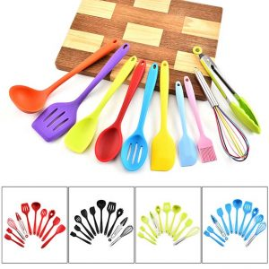 colorful Silicone Cooking Utensil