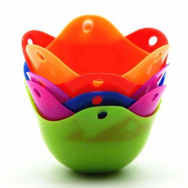 Silicone Egg Poacher Cups