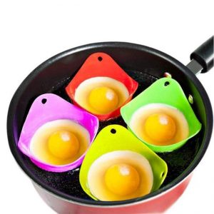 Silicone Egg Poacher Cups