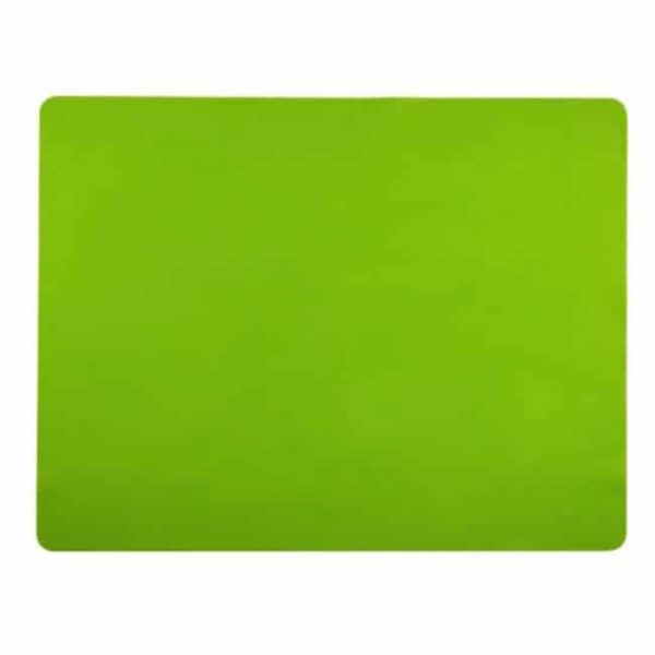 green silicone mat