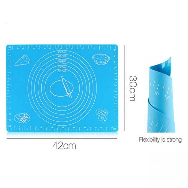 foldable silicone mat