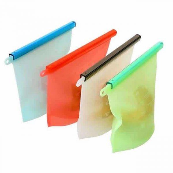 Reusable Silicone Bag