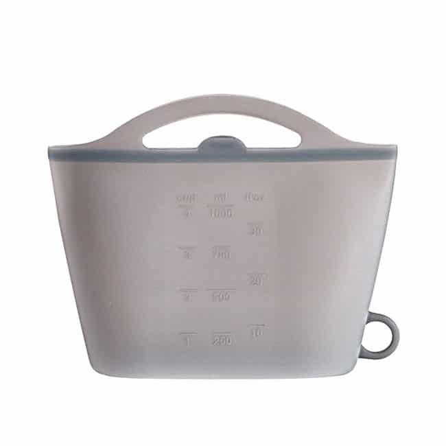 silicone reusable bags