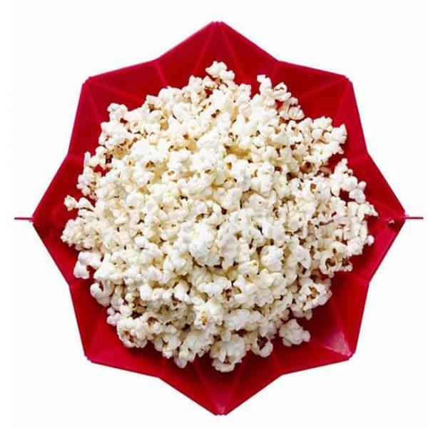 large capacity popcorn bowl