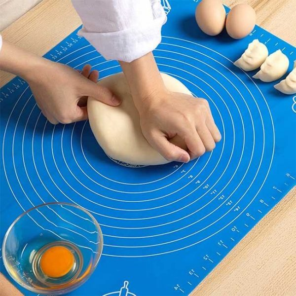 Silicone kneading Mat