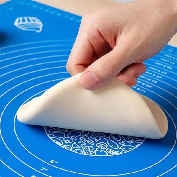 Non-stick silicone mat