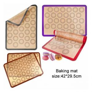 Reusable Silicoone baking mat