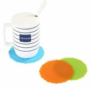 Silicone Drink Cup Mat