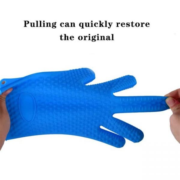 durable silicone oven mitts