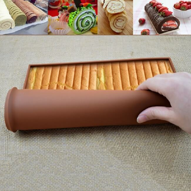 silicone baking tray