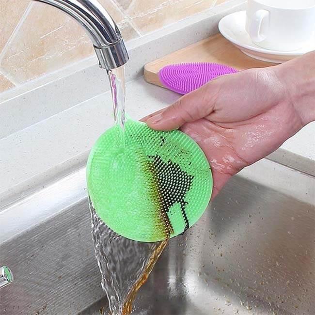silicone sponge anti-oil