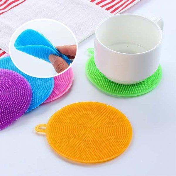 silicone sponge as heat mat