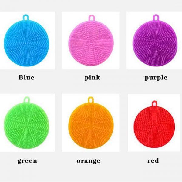 ilicone sponge colors