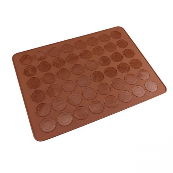 48 cavity Pastry Cake Christmas silicone Mat