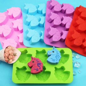 Unicorn Candy Mold