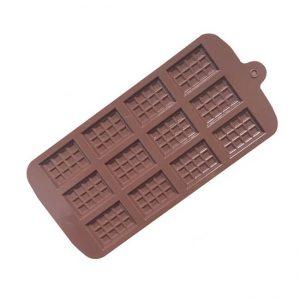 12 cavity silicone waffle maker
