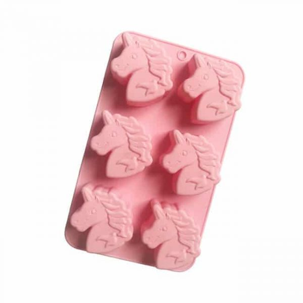 6 cavity cake decorating silicone Tool