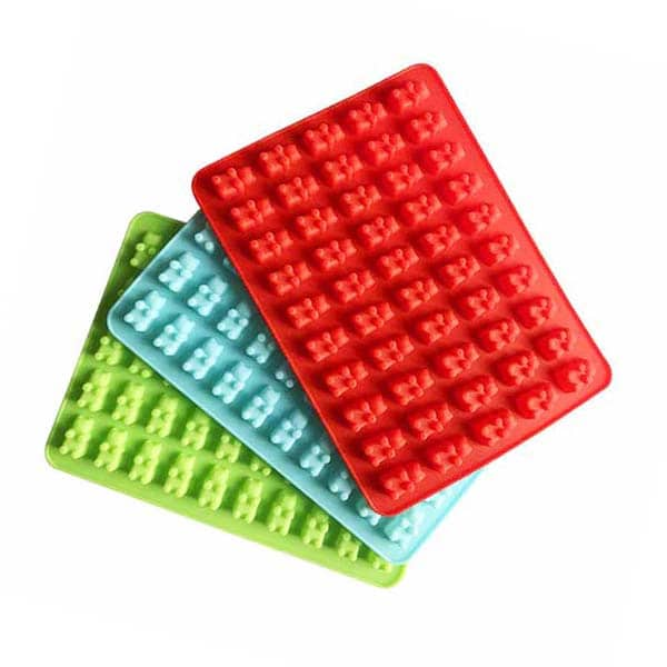 Gummy Bear Silicone Mold