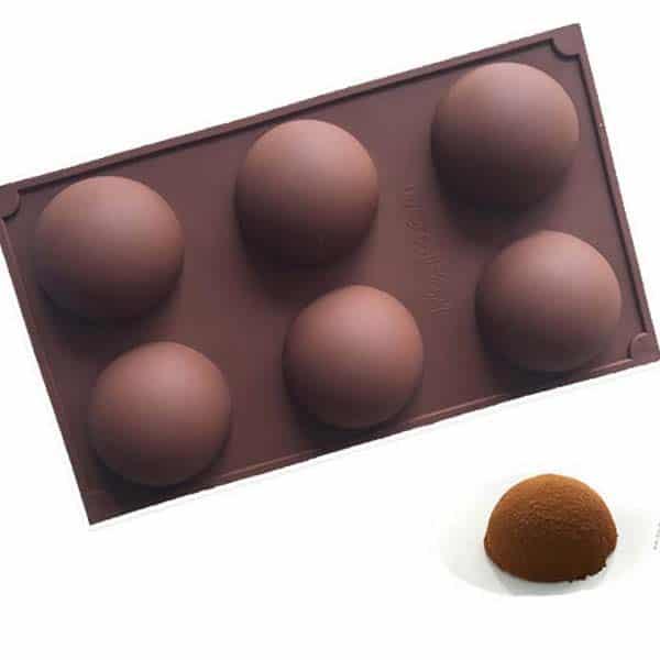 Round Chocolate Mold