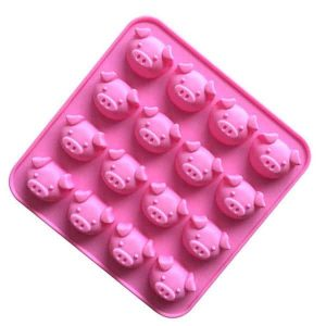 Silicone Animal Mold