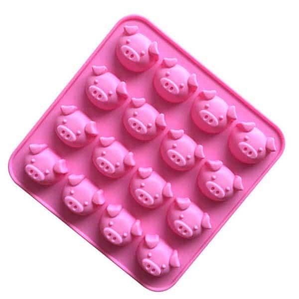 Silicone Animal Mold