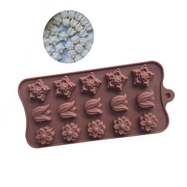 Tulips Cake Decoration Molds