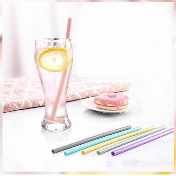 silicone straws for sale