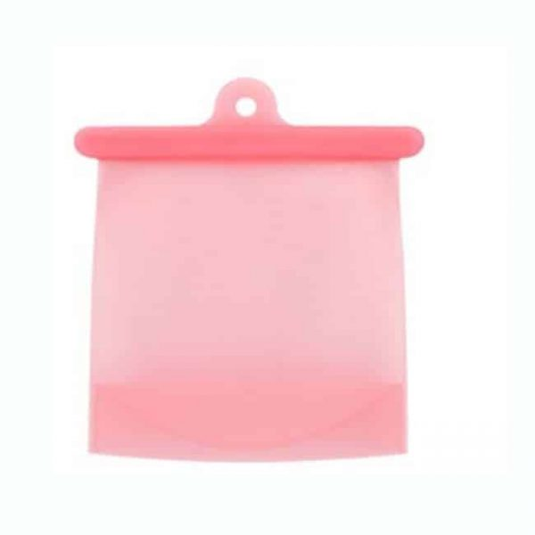 silicone storage bags