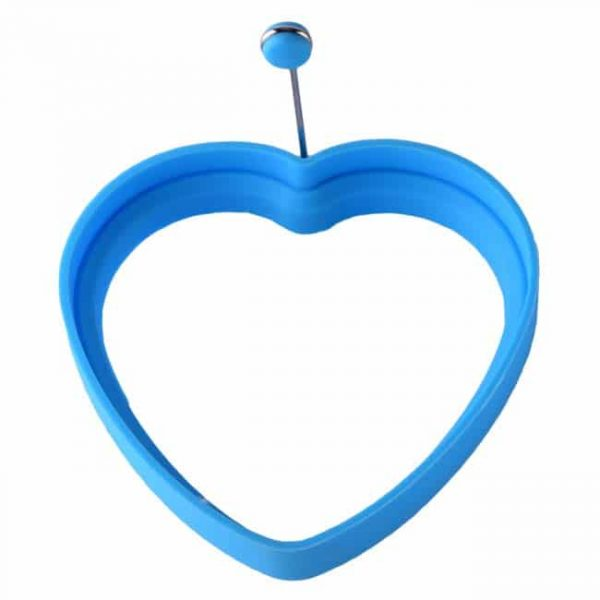 Heart shaped-blue