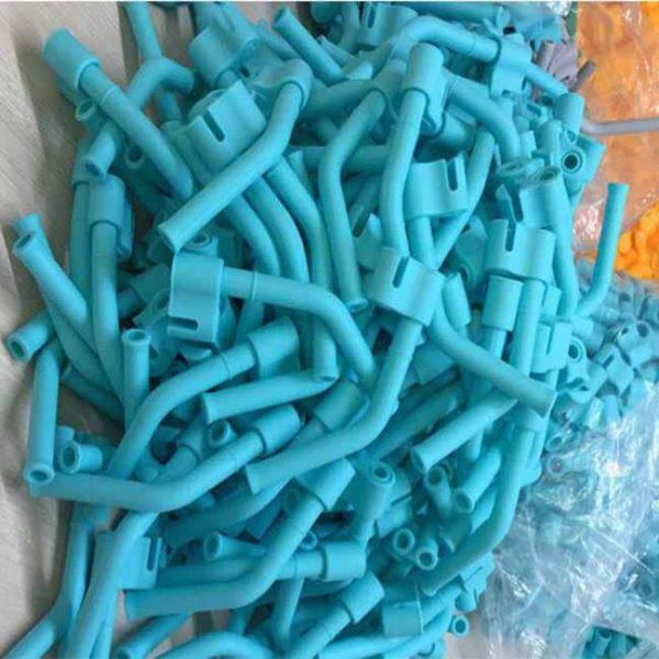 baby silicone straws batch storage