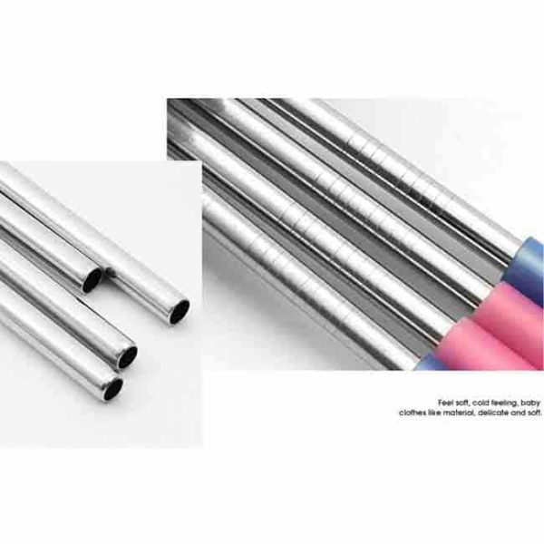 durable metal straw