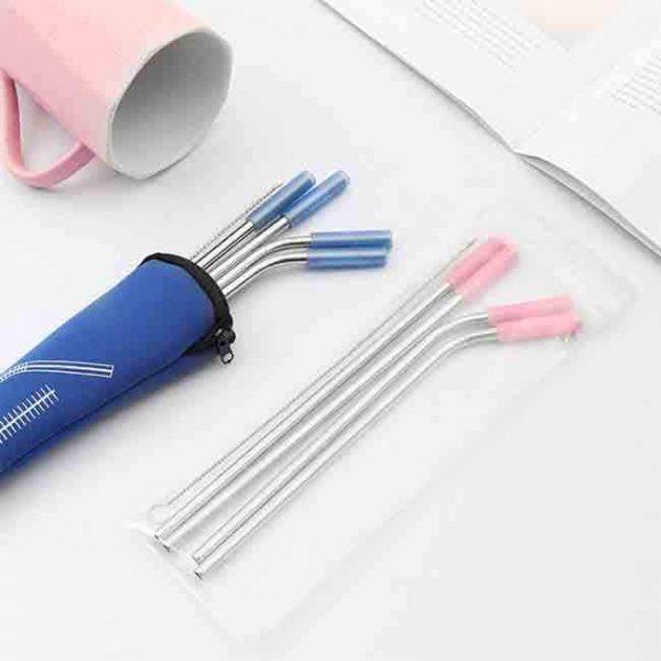 metal straw set 1