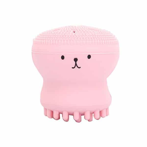 Jellyfish Silicon Brush
