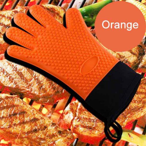 silicone oven gloves