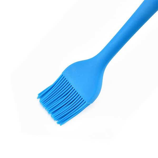 Flexbile silicone brush