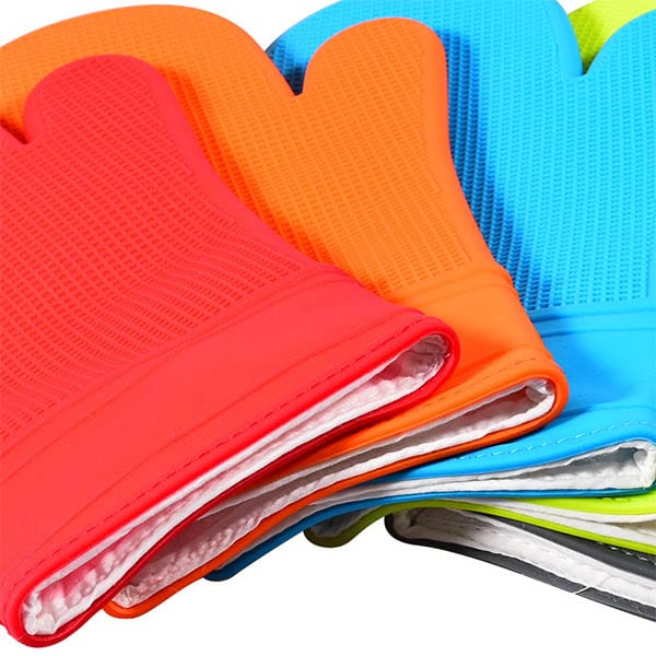 Waterproof silicone gloves (2)