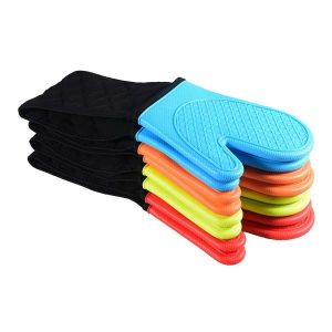 silicone cooking gloves,