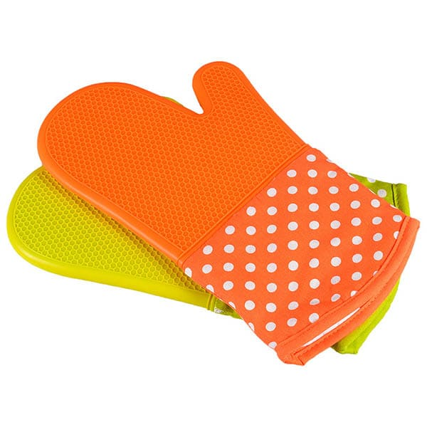silicone gloves for baking