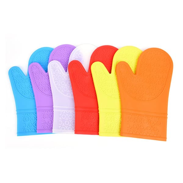 silicone gloves for cooking or kitchen use
