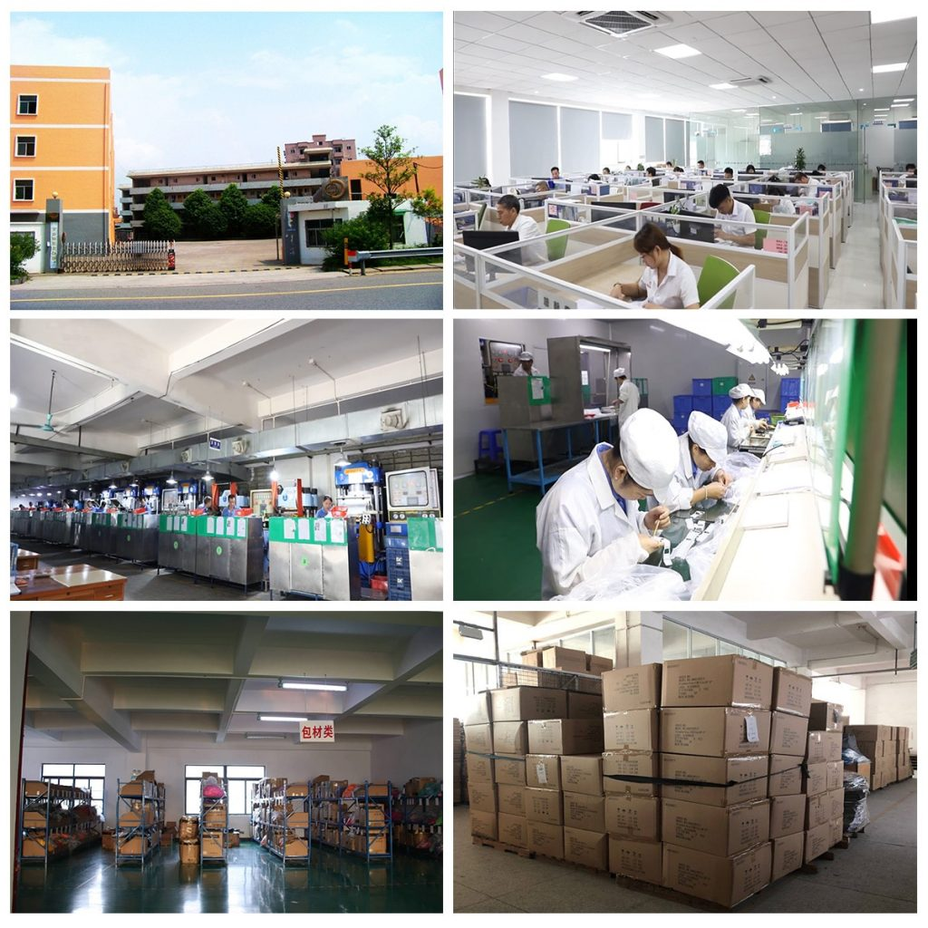 Manufacturer factory photo